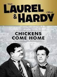 Subtitrare Laurel & Hardy Chickens Come Home (1931)