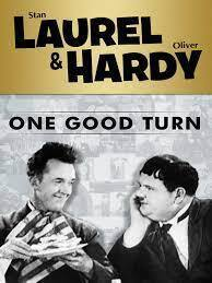 Subtitrare Laurel & Hardy One Good Turn (1931)