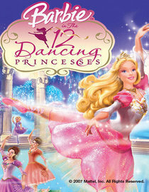 Subtitrare Barbie and the 12 Dancing Princesses (2006) (V)