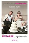 Subtitrare The Five-Year Engagement (2011)