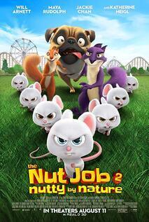 Subtitrare The Nut Job 2: Nutty by Nature (2017)