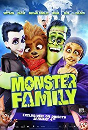 Subtitrare Monster Family (2017)
