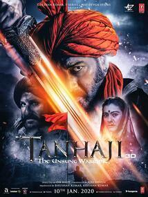 Subtitrare Tanhaji: The Unsung Warrior (2020)