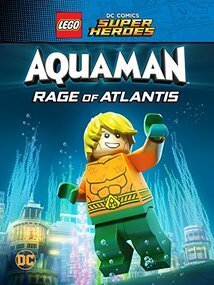 Subtitrare LEGO DC Comics Super Heroes: Aquaman - Rage of Atlantis (2018)